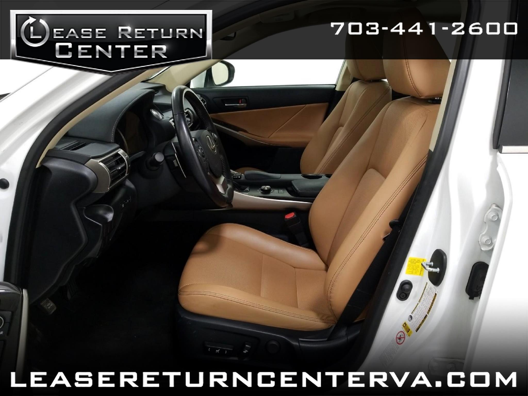 2016 Lexus IS 300 4dr Sdn AWD