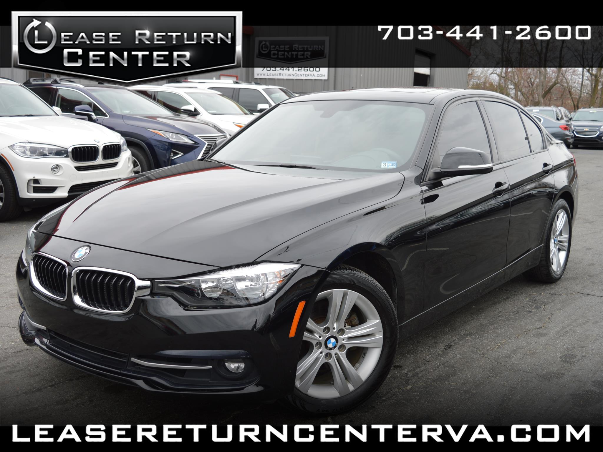 2016 BMW 3 Series 328i xDrive With Navigation System