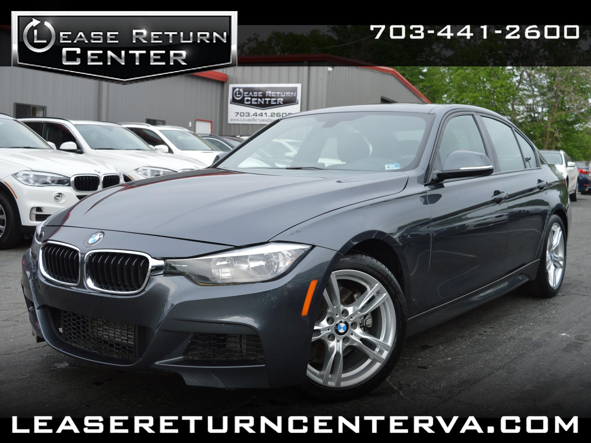 2014 BMW 3 Series 328I Msport Package
