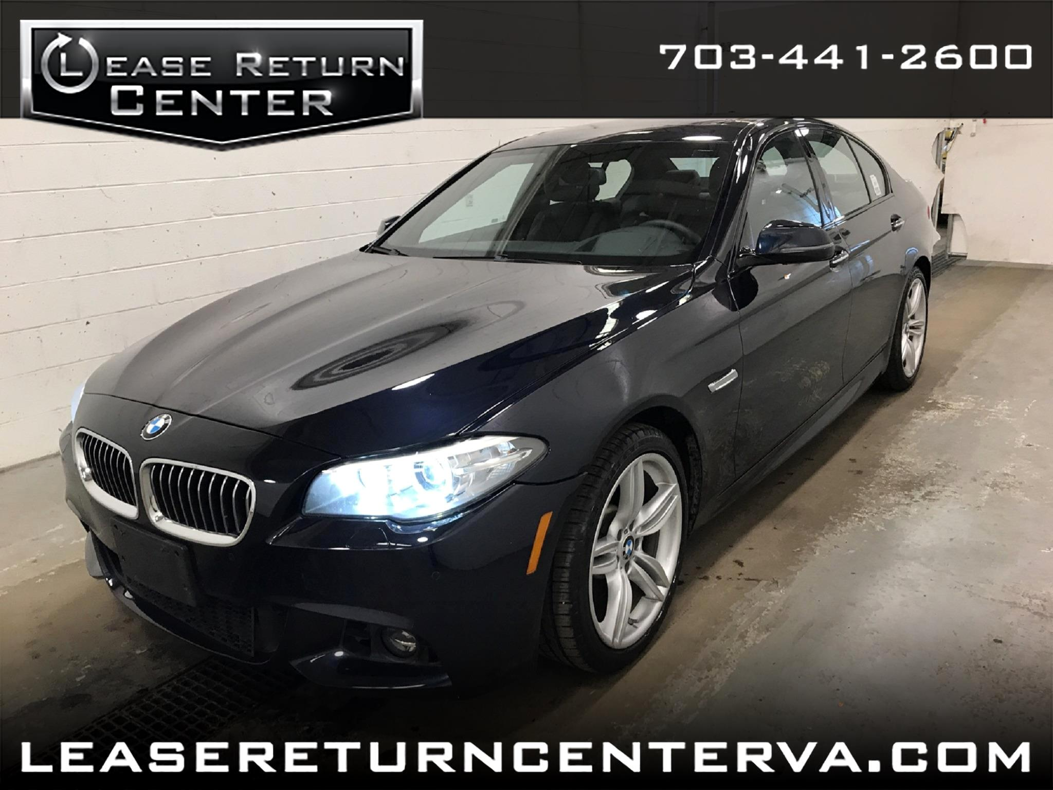 2016 BMW 5 Series 535d xDrive Msport Package