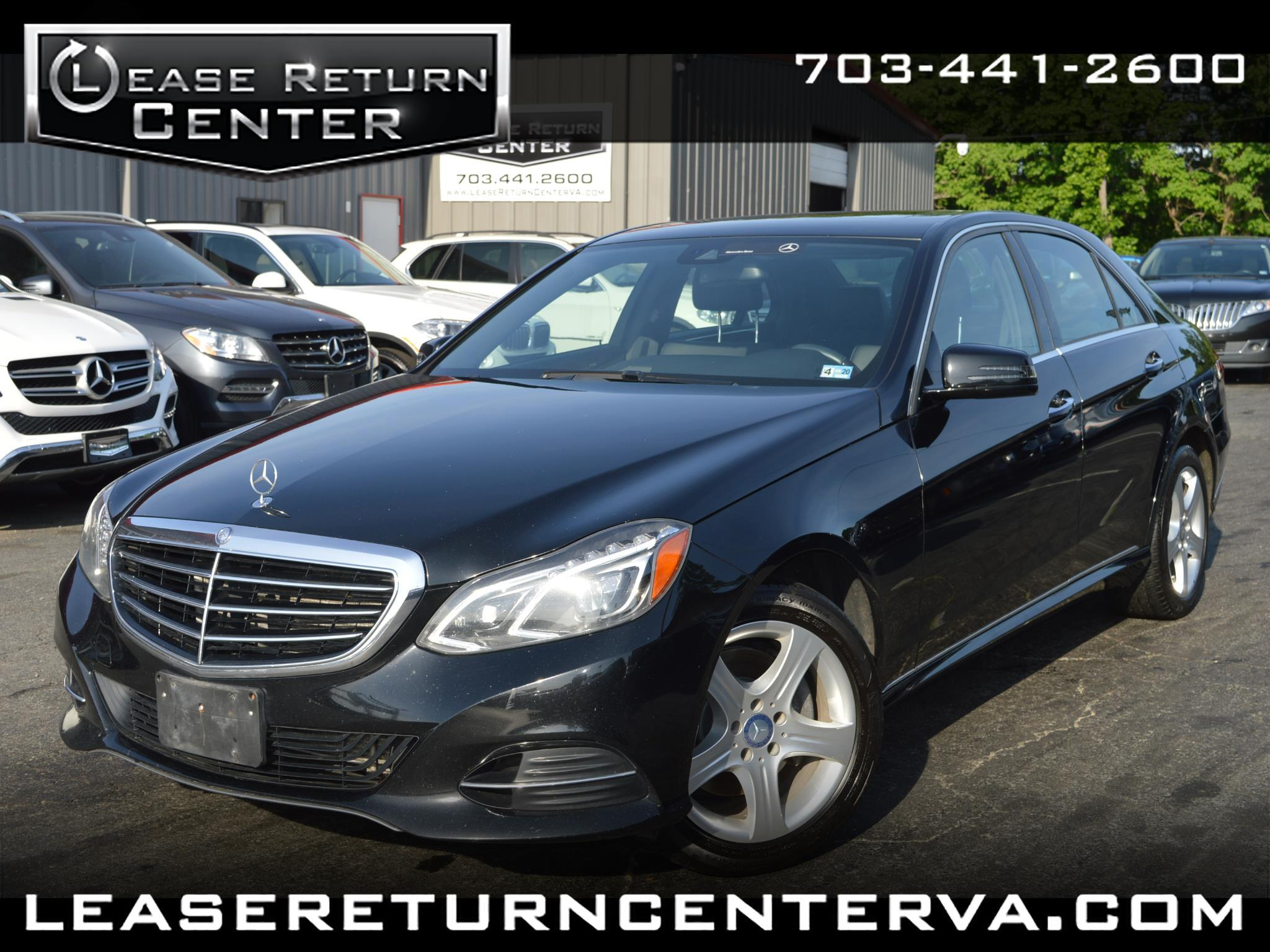 Used 2016 Mercedes-Benz E-Class 4dr Sdn E 350 Luxury ...