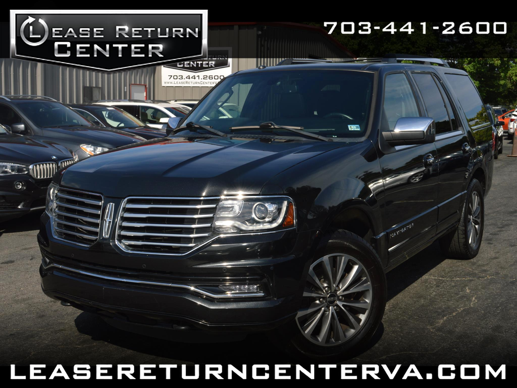 2015 Lincoln Navigator Luxury