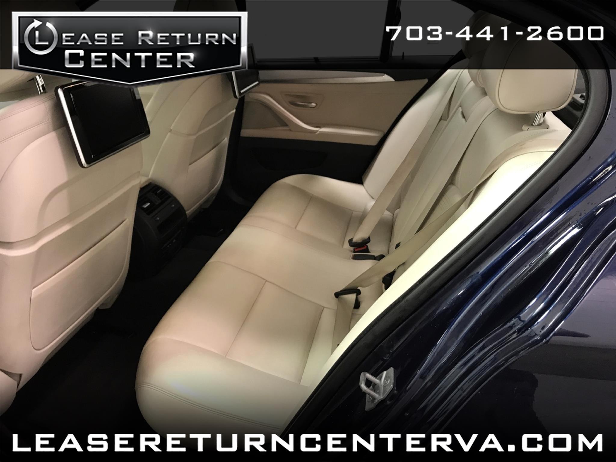 2016 BMW 5 Series 4dr Sdn 550i xDrive AWD