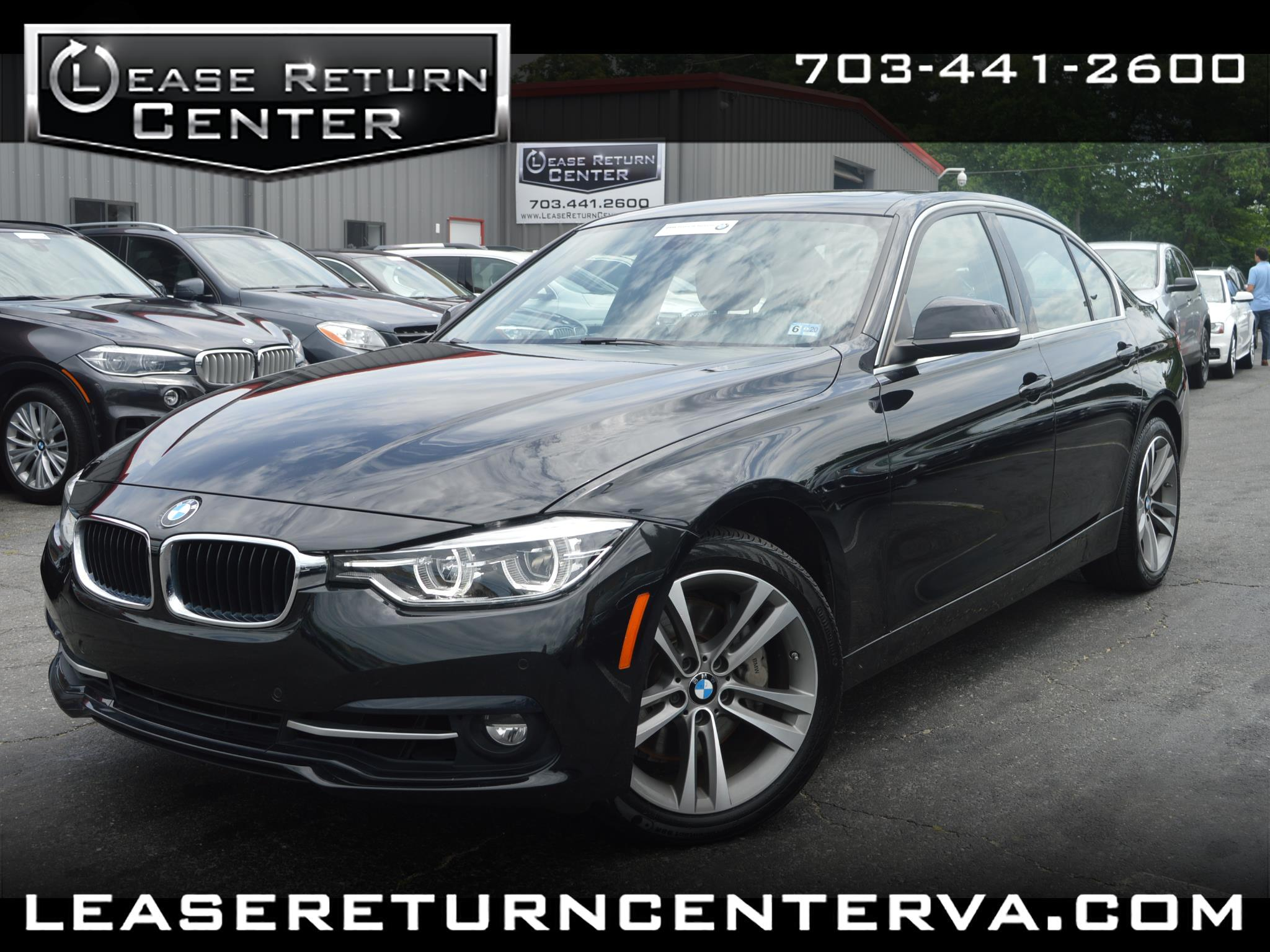 2016 BMW 3 Series 340I Sport and Tech Package