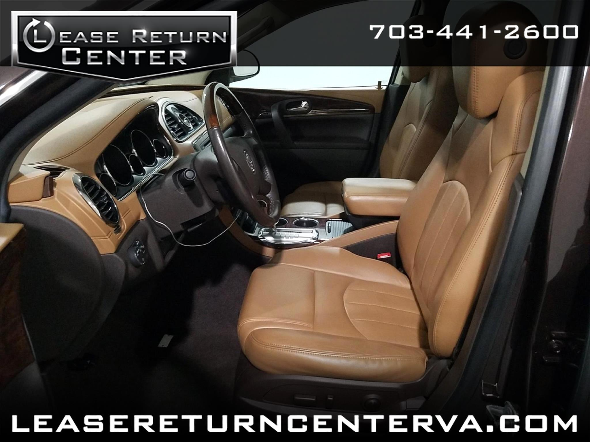 2016 Buick Enclave Leather With Navigation System