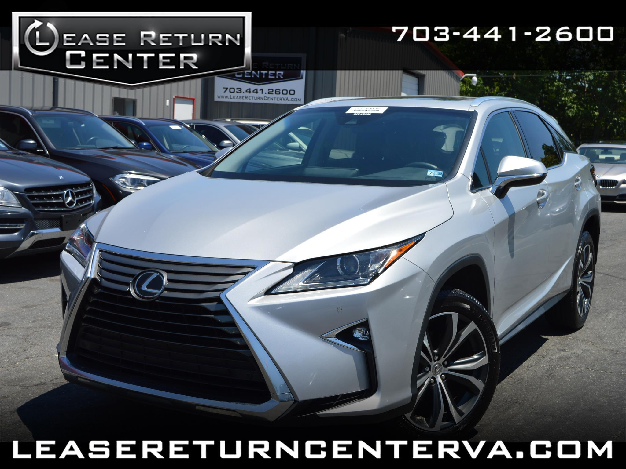 2016 Lexus RX 350 Premiun Package