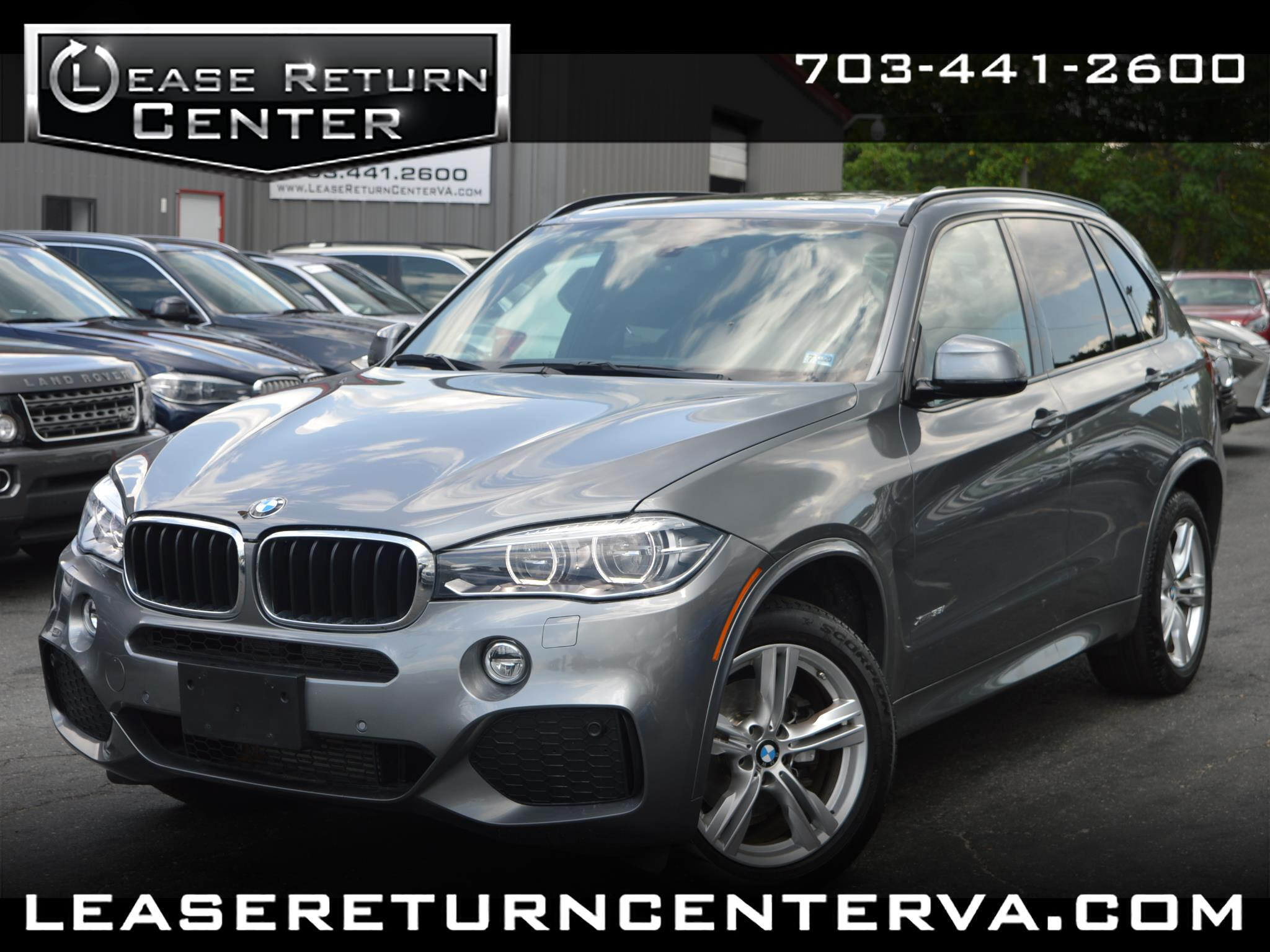 2016 BMW X5 AWD xDrive35i Msport Package