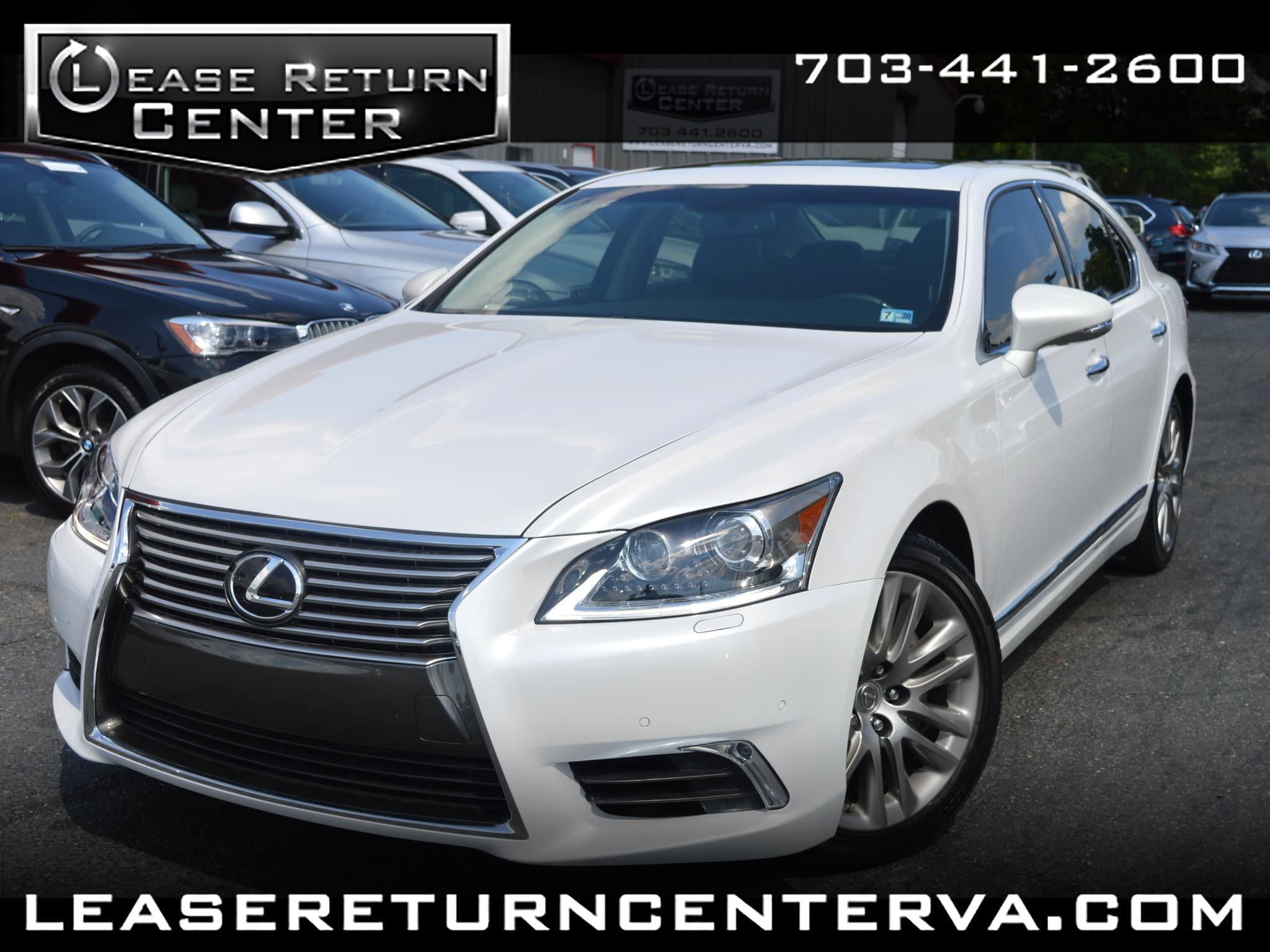 2017 Lexus LS LS460 Luxury PackageWith Navigation System