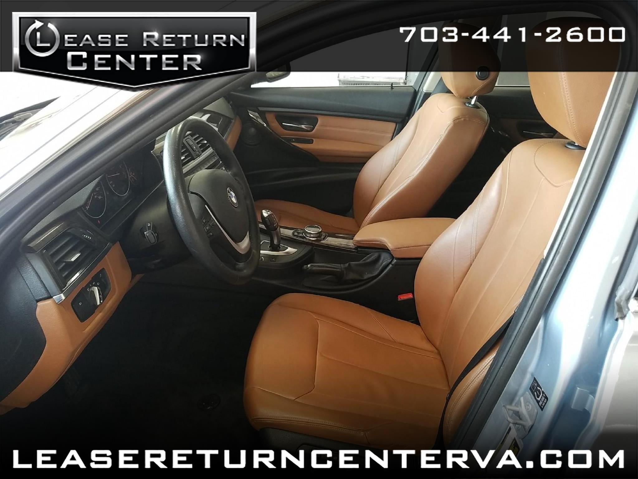 2015 BMW 3 Series 328i xDrive With Navigation System