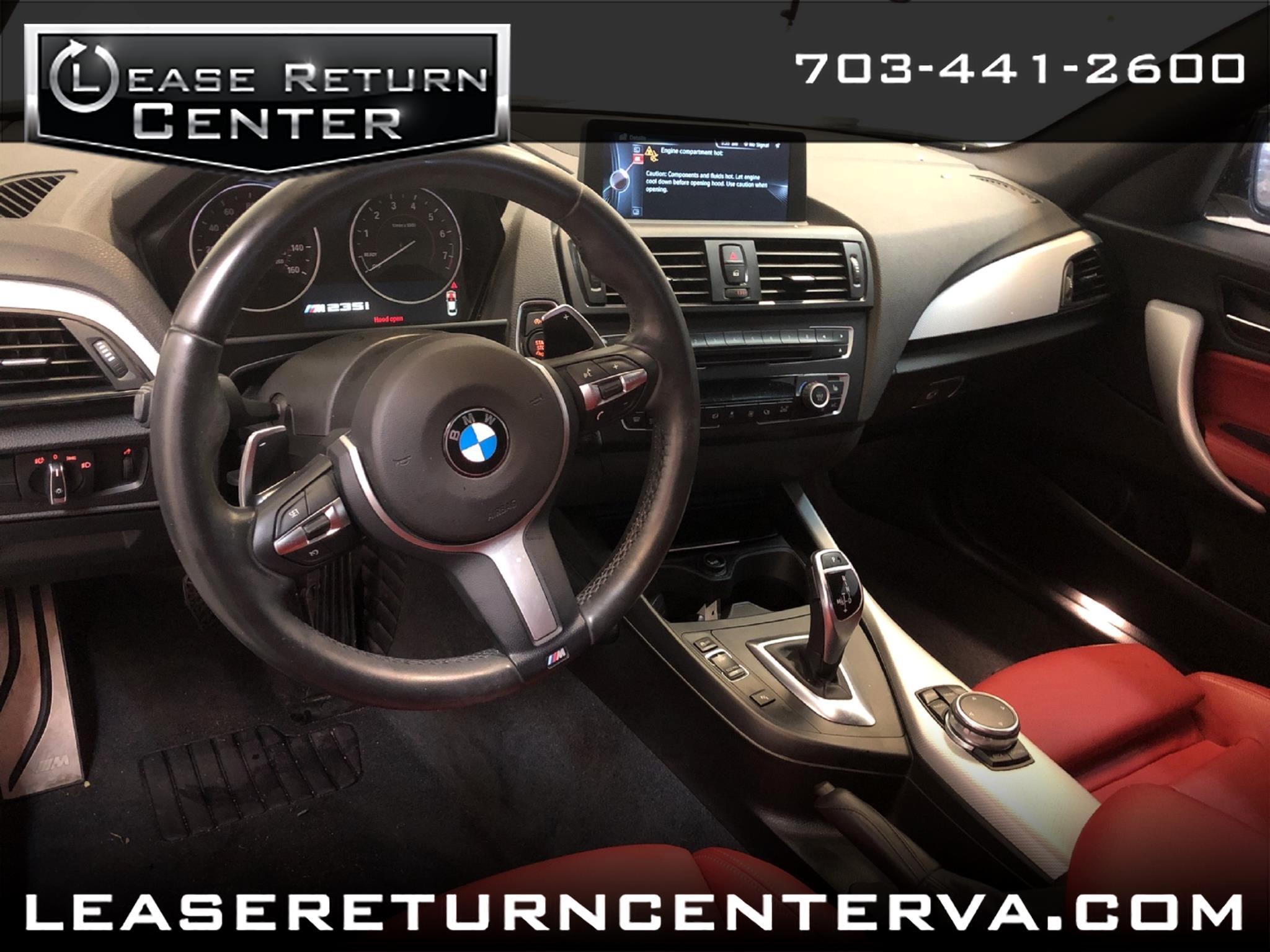 2015 BMW 2 Series 2dr Cpe M235i RWD