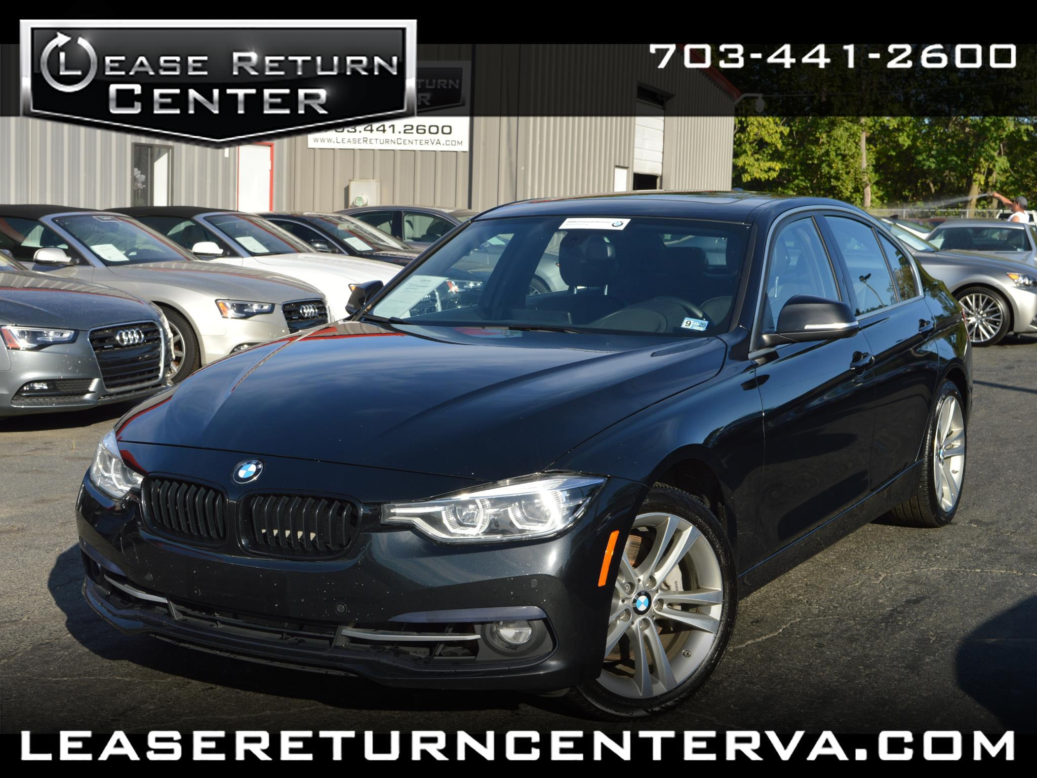2016 BMW 3 Series 4dr Sdn 340i xDrive AWD South Africa