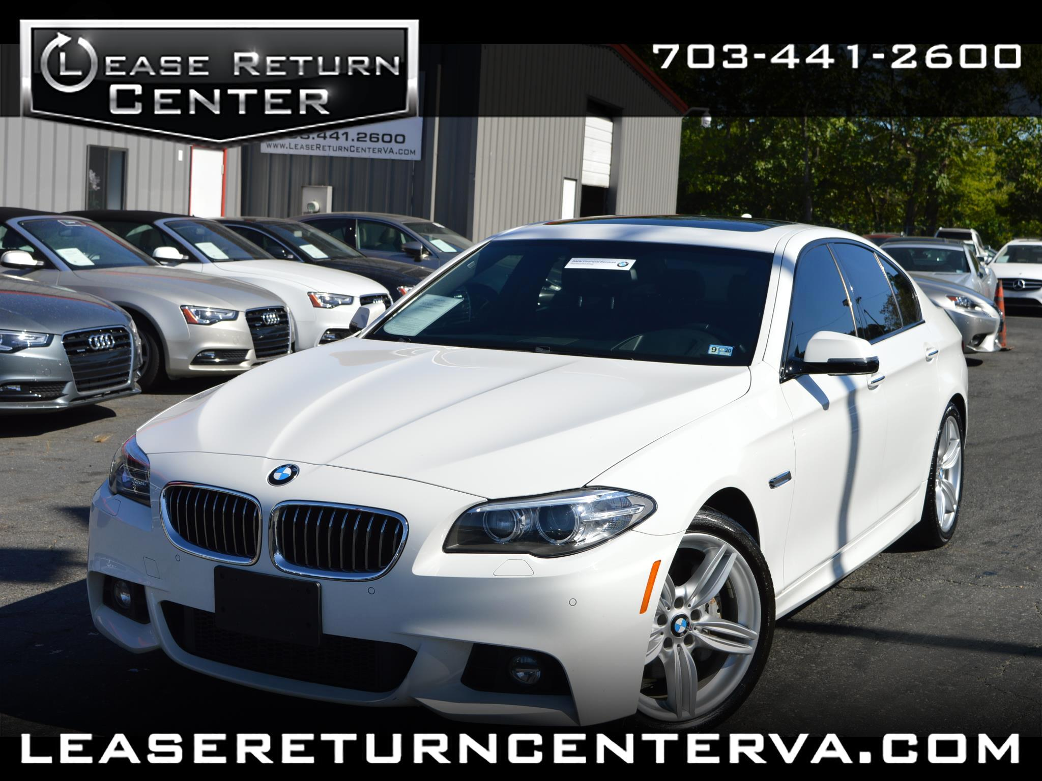 2016 BMW 5 Series 535d Msport Package