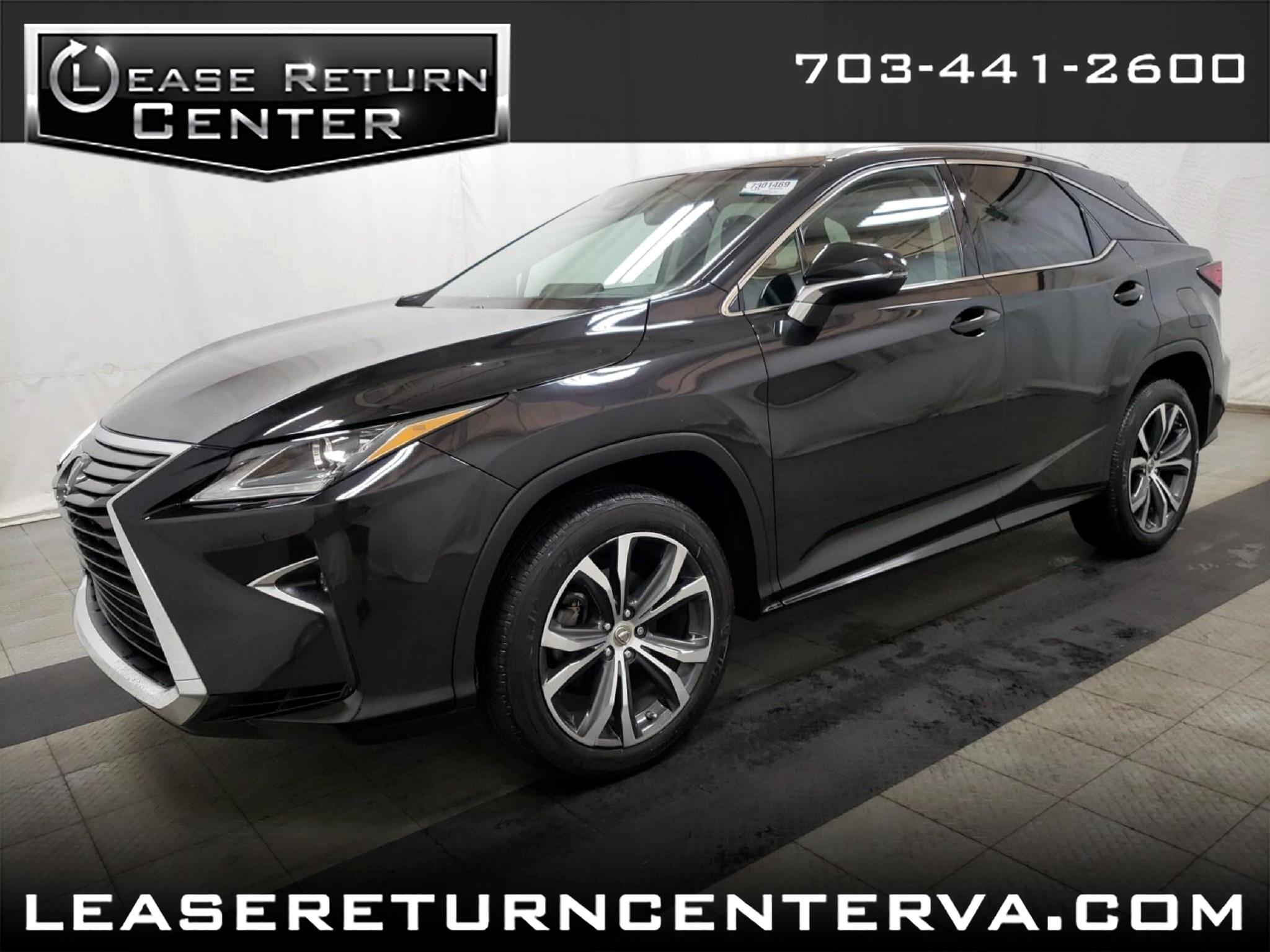 2016 Lexus RX 350 AWD Premium Package