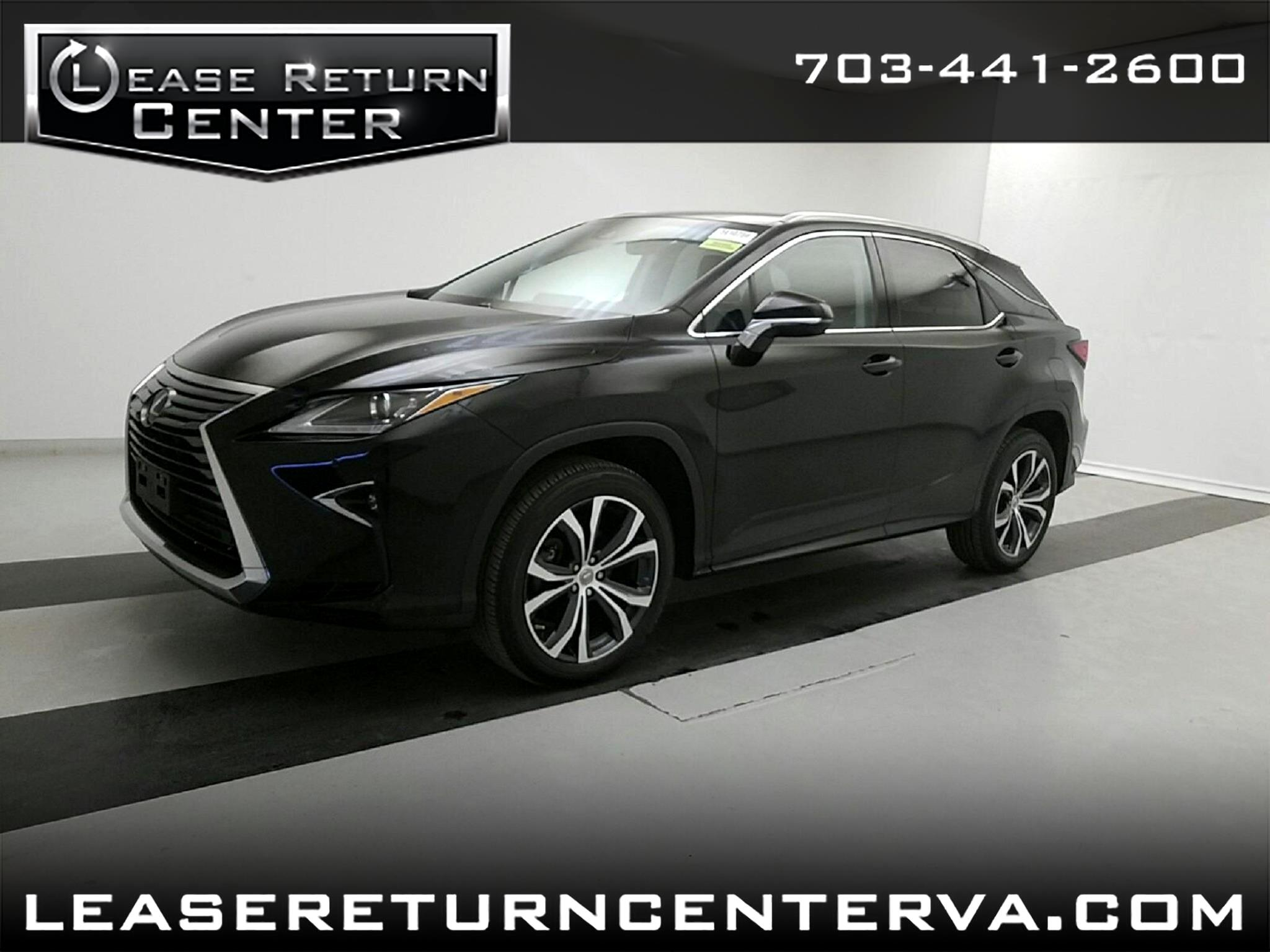 2016 Lexus RX 350 AWD Premium Package with Navigation
