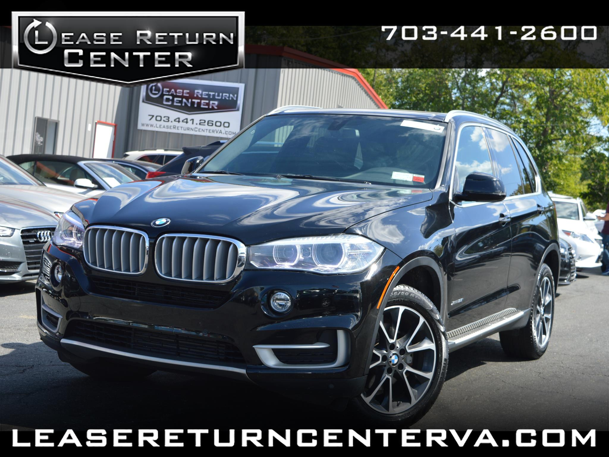 2017 BMW X5 xDrive35i Sports Activity Vehicle