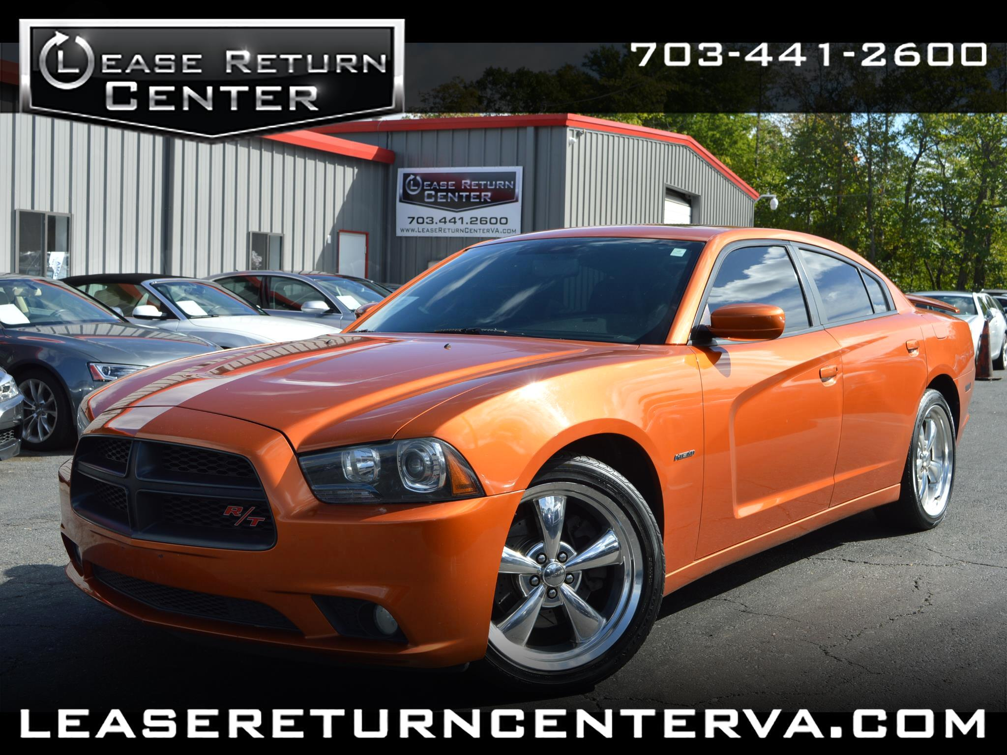2011 Dodge Charger ROAD/TRACK RT
