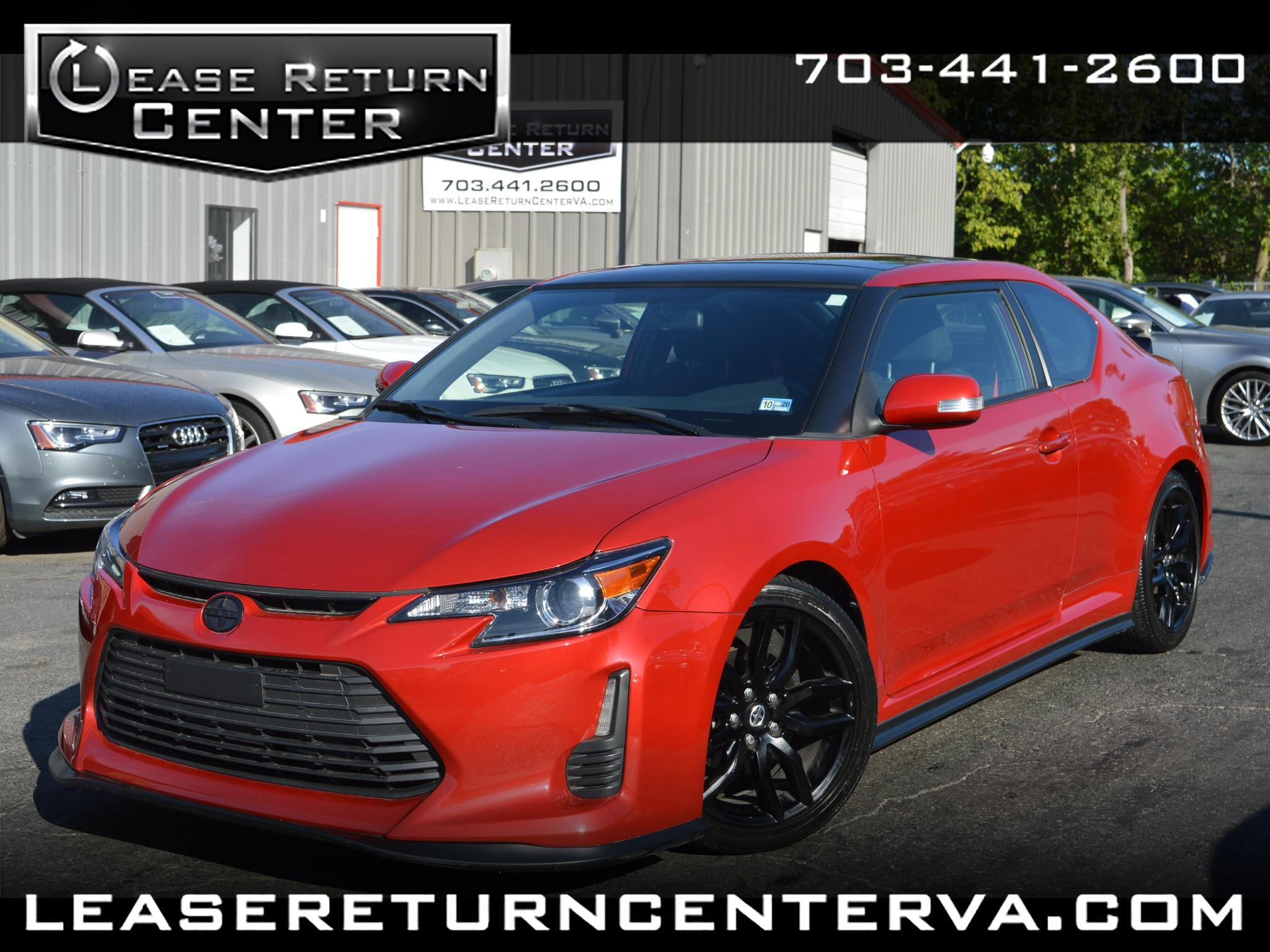 2016 Scion tC 2dr HB Auto Release Series 10.0 (Natl)