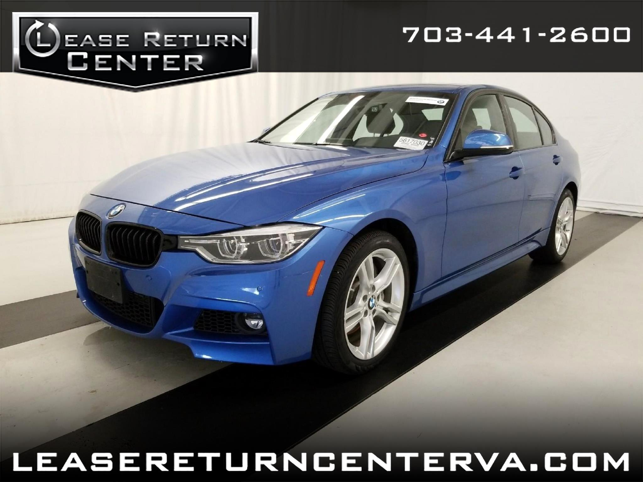 2016 BMW 3 Series xDrive M-Sport with Navigation System