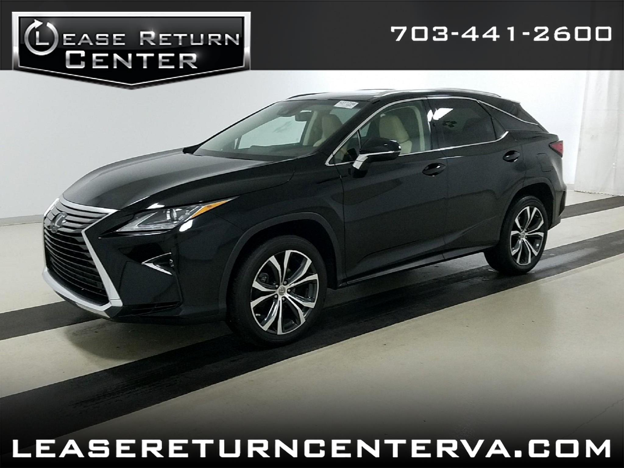 2017 Lexus RX 350 with Navigation