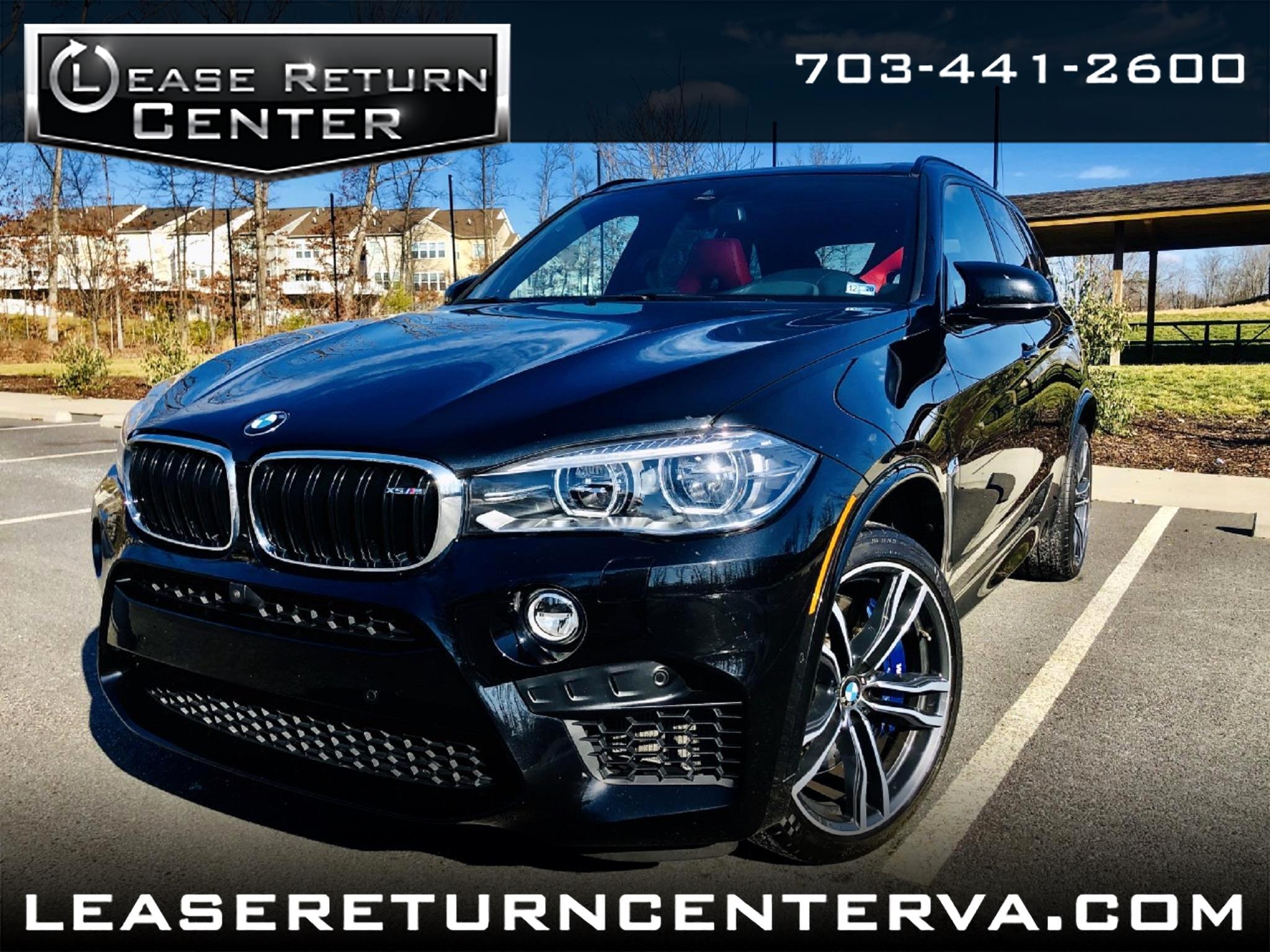 BMW X5 M Sports Activity Vehicle 2017