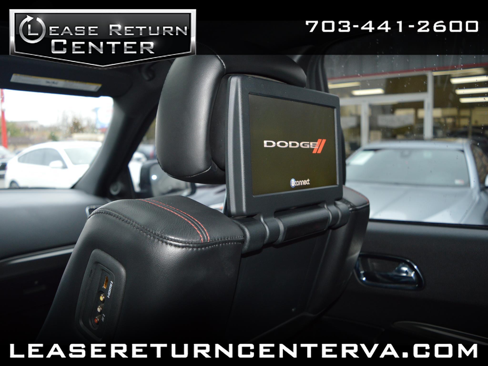 Dodge Durango AWD 4dr R/T 2015