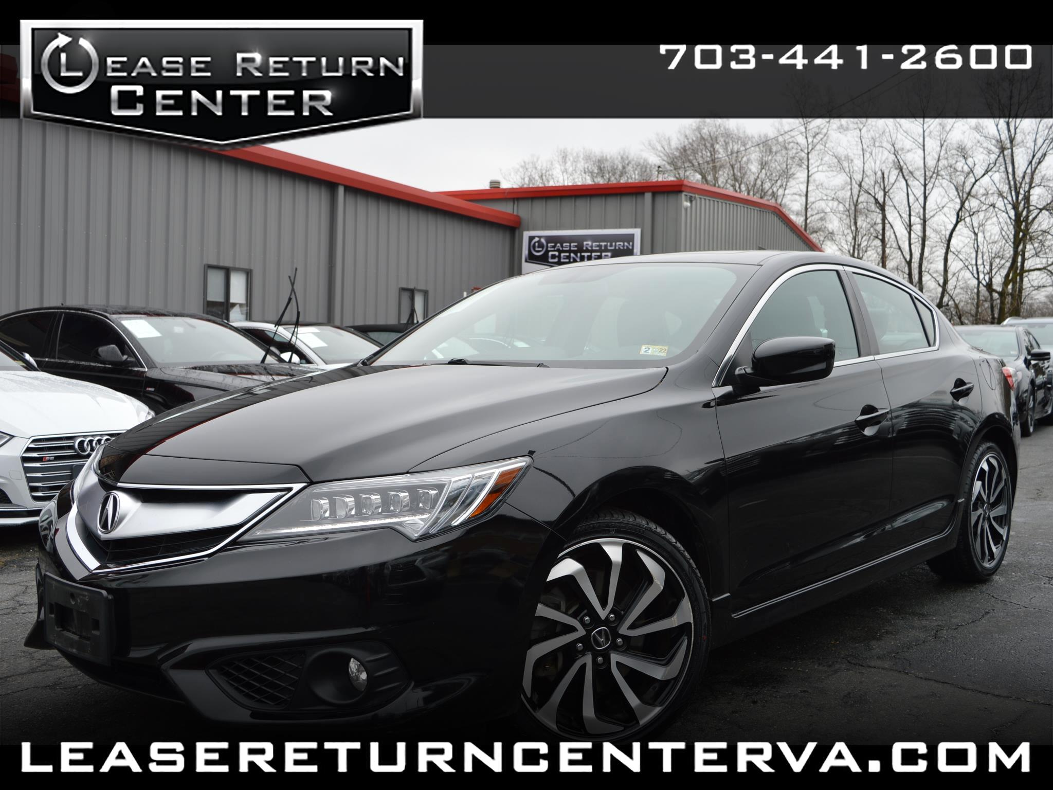 Used Acura Ilx Triangle Va