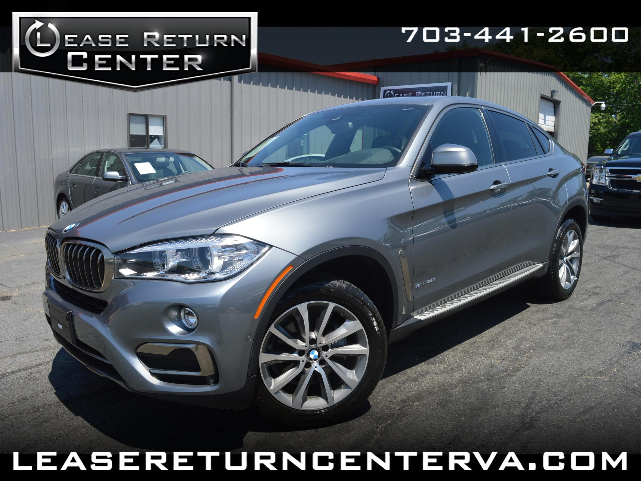 BMW X6 sDrive35i Sports Activity Coupe 2019