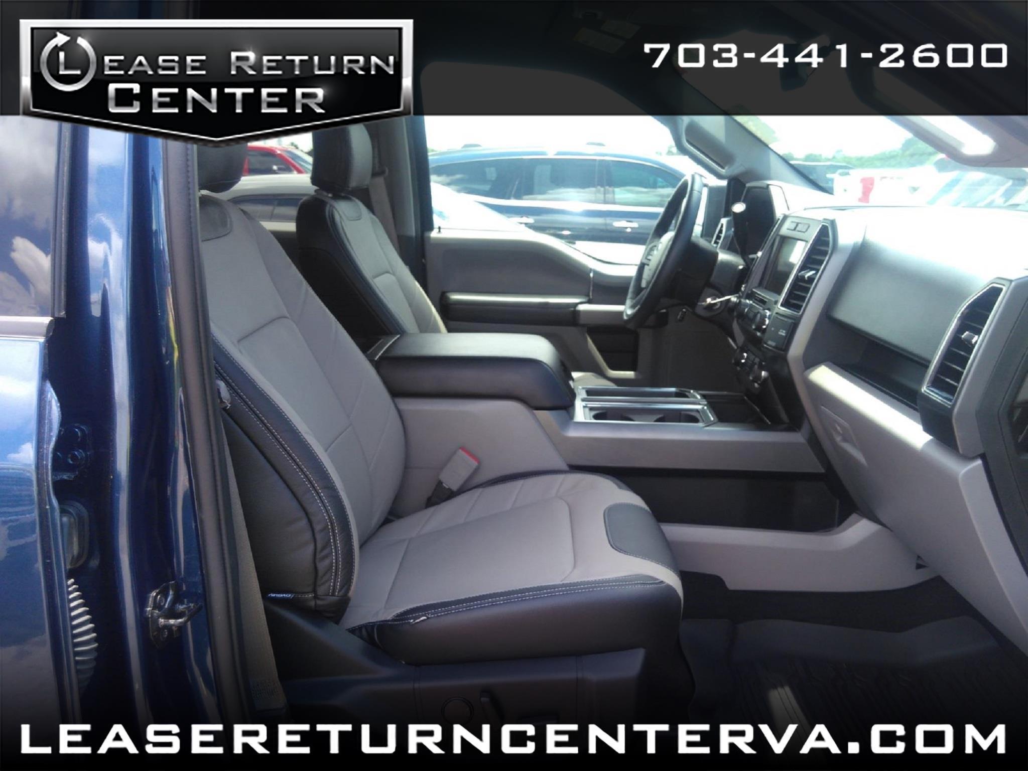 Ford F-150 XLT 4WD SuperCrew 5.5' Box 2019