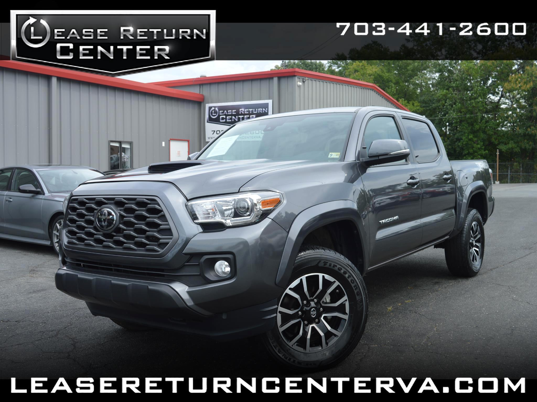 Toyota Tacoma 4WD TRD Off Road Double Cab 5' Bed V6 AT (Natl) 2020