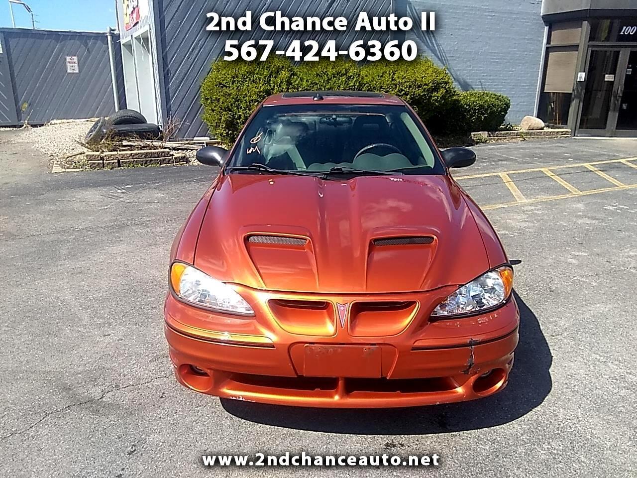 2004 Pontiac Grand Am GT1 coupe