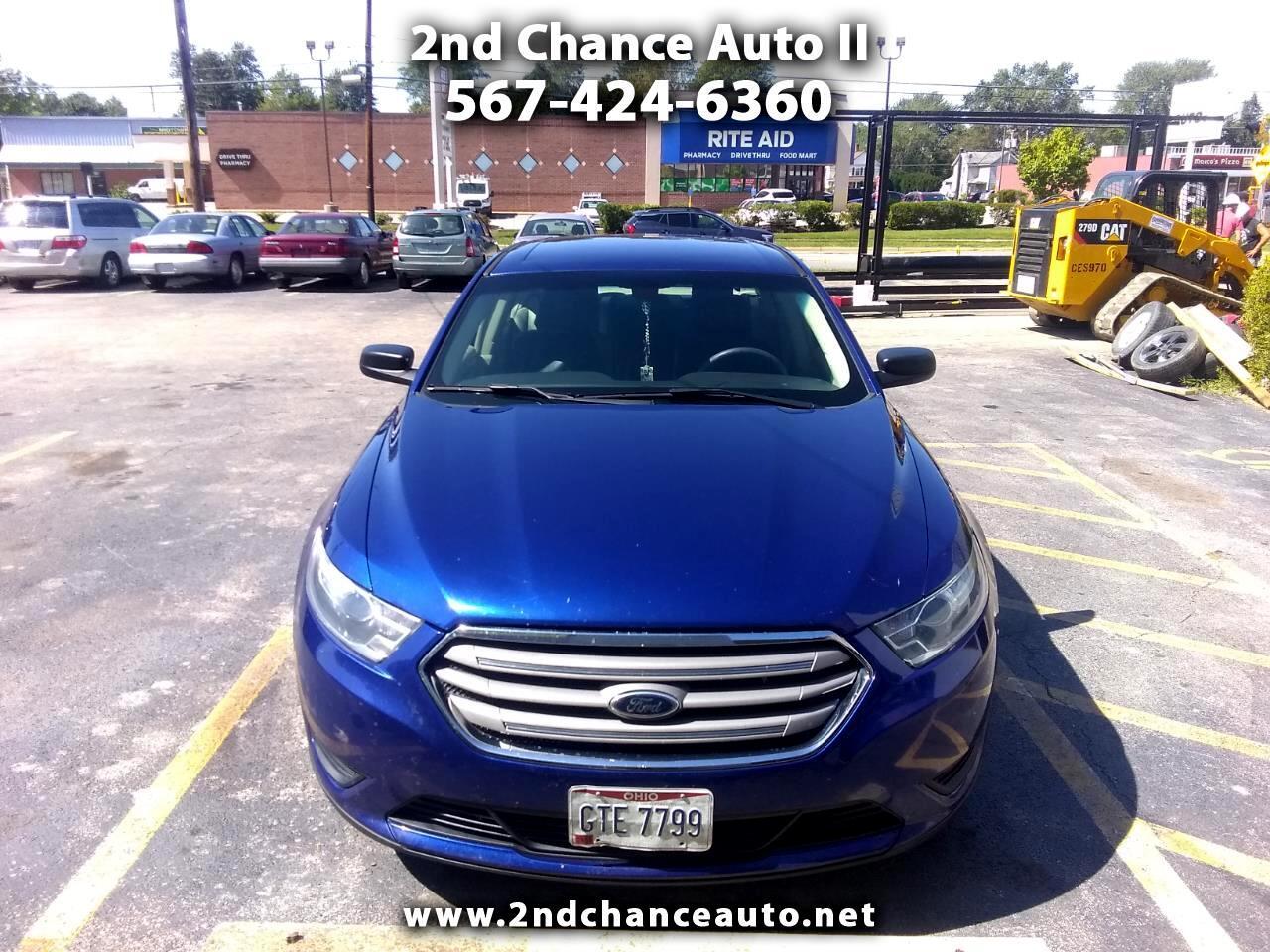 2013 Ford Taurus SE FWD
