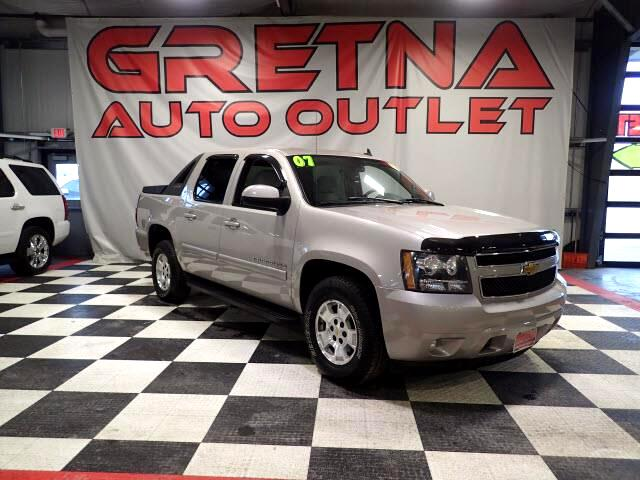 2007 Chevrolet Avalanche LT 4X4 AUTO 5.3L VORTEC V8 FOLD INTO AN 8FT BED!