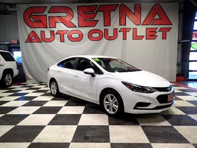 2016 Chevrolet Cruze 1 OWNER LT SEDAN ONLY 39K BLUETOOTH/BACK UP CAM!