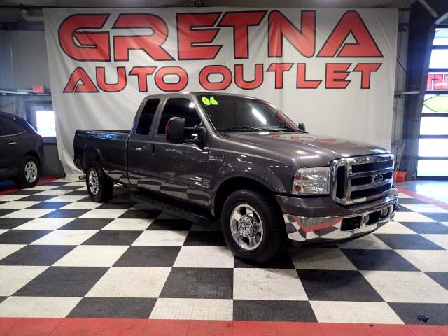 2006 Ford F-250 SD LARIAT LEATHER SUPERCAB RWD POWER STROKE DIESEL V8