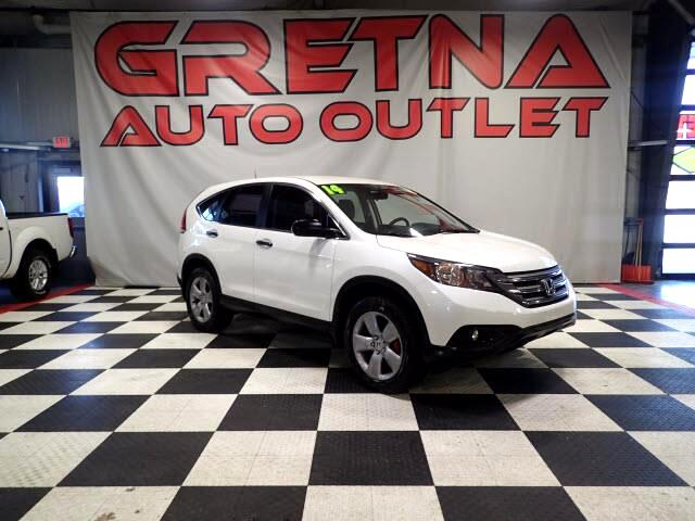 2014 Honda CR-V LX 4WD AUTO 2.4L 4 CYLINDER ONLY 54,329 MILES!