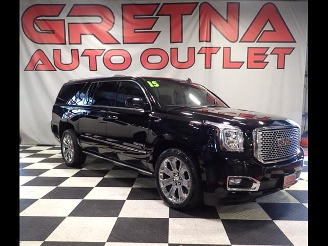 2015 GMC Yukon Denali XL 4WD NAV/BACK UP CAM! H/C SEATS! DUAL BLUERAY!