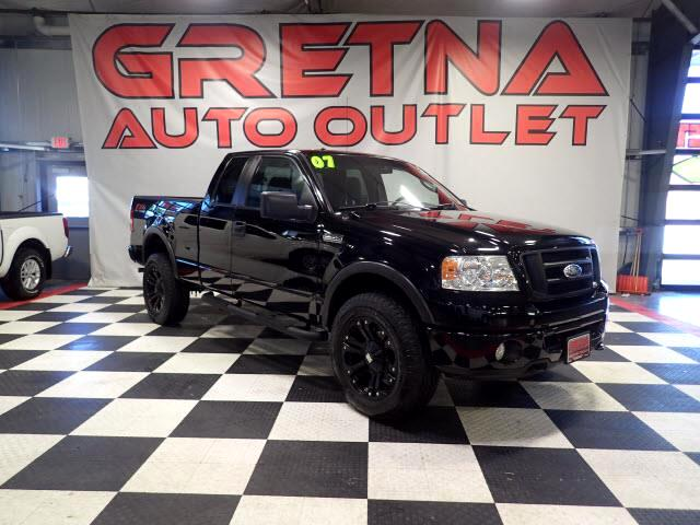 2007 Ford F-150 FX4 OFF ROAD EXTENDED CAB 4X4 AUTO 5.4L V8 101K!