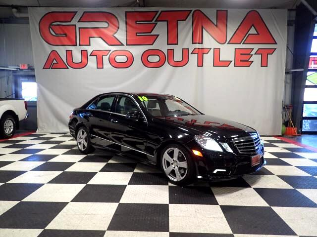 2010 Mercedes-Benz E-Class E350 SEDAN 4MATIC AWD FULLY LOADED ONLY 71K MILES!