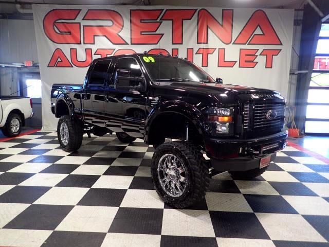 2009 Ford F-250 SD 4WD Crew Cab 156