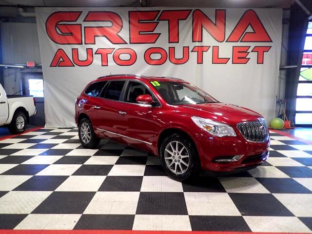 2013 Buick Enclave AUTO V6 SUV HEATED LEATHER LOADED 94K MILES!
