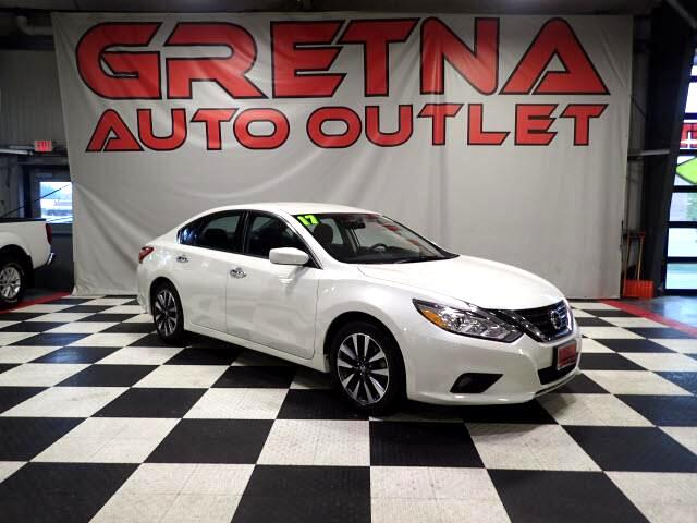 2017 Nissan Altima 1 OWNER AUTO 2.5L SV LOW MILES ONLY 53K LIKE NEW!