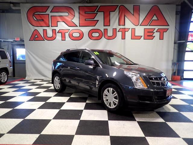 2011 Cadillac SRX LUXURY COLLECTION AWD V6 SUV 55K PANORAMIC ROOF!