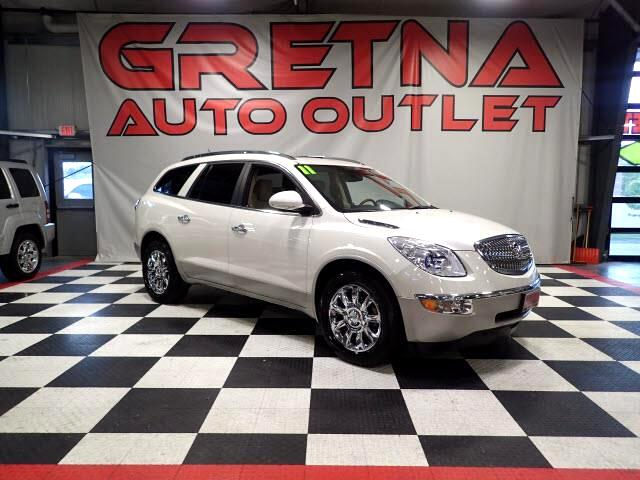 2011 Buick Enclave AWD AUTO V6 SUV! COOLED/HEATED SEAT! 86K! LOADED!