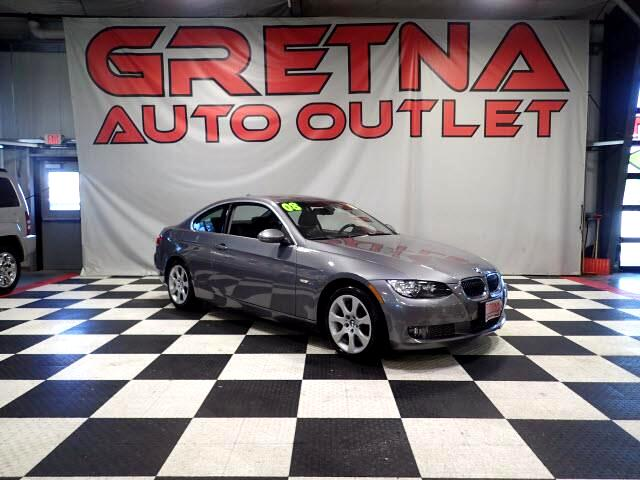 2008 BMW 3-Series 335xi COUPE AUTO 3.0L XDRIVE AWD! ONLY 68K! ROOF!