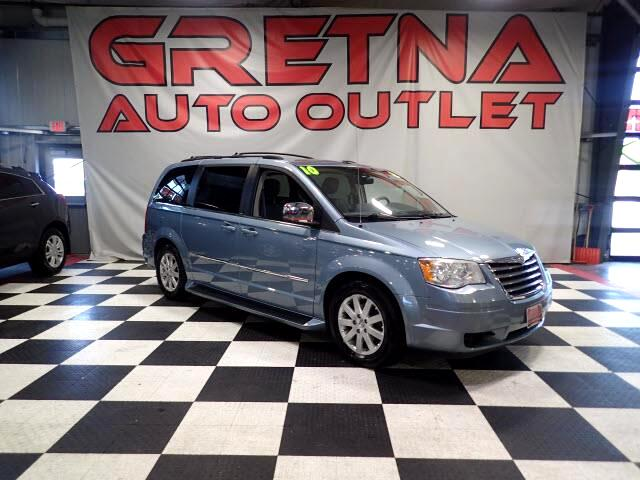 2010 Chrysler Town & Country TOURING V6 HEATED LEATHER! POWER ALL! DUAL DVD!