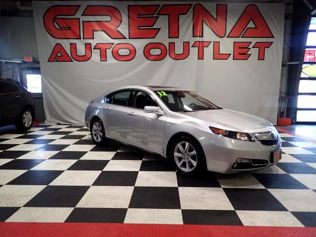 2013 Acura TL AUTO 3.5L V6 HEATED LEATHER! ROOF! ONLY 46K MILES!