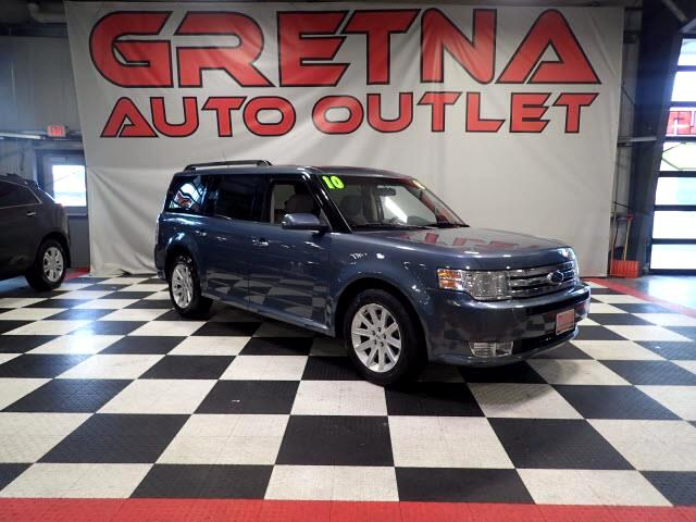 2010 Ford Flex SEL FWD AUTO 3.5L V6! POWER ALL! ONLY 113K MILES!