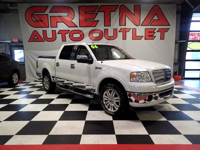 2006 Lincoln Mark LT SUPERCREW 4X4 AUTO 5.4L V8! HEATED LEATHER! ROOF!