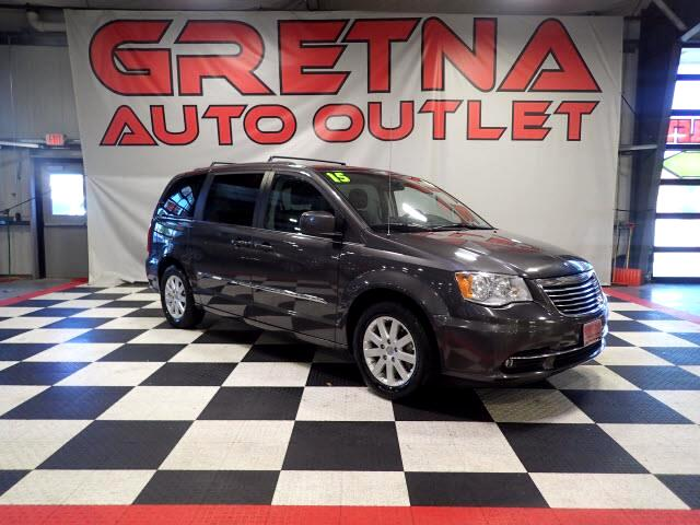 2015 Chrysler Town & Country TOURING EDITION! LEATHER! POWER ALL! 89K! DVD!