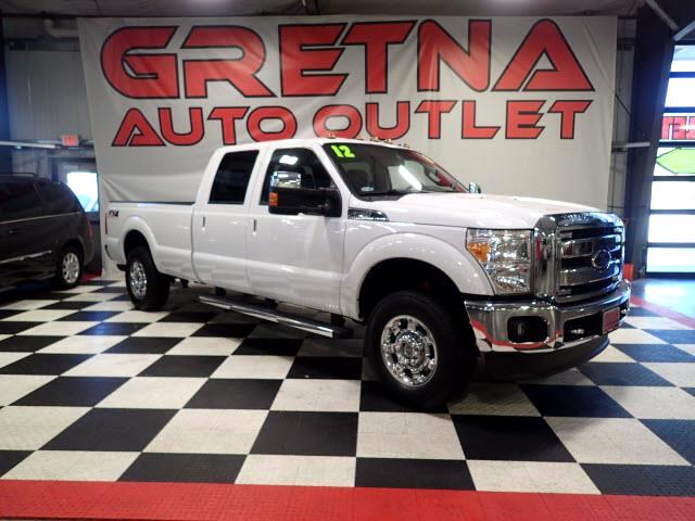 2012 Ford F-250 SD 1 OWNER LARIAT CREW 4X4! 6.2L V8! LEATHER! 96K!